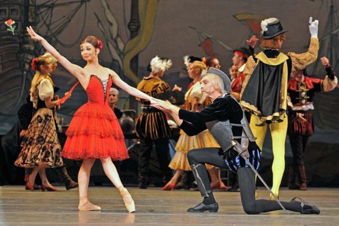 Resultado de imagen de don quijote ballet